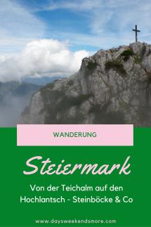 Auf den höchsten Berg des Grazer Berglands - den Hochlantsch