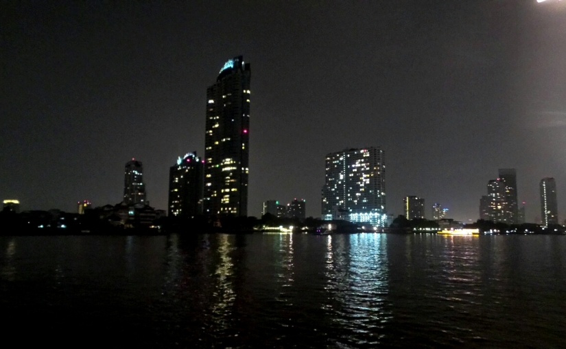 Anreise nach Thailand, Unterkunft & One Night inBangkok…