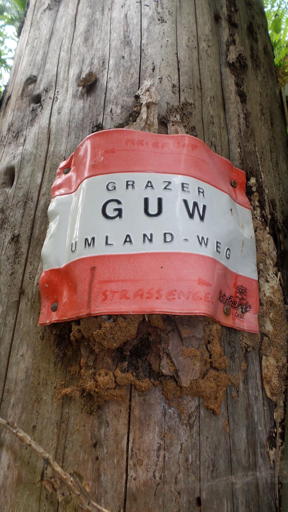 Grazer Umland Weg