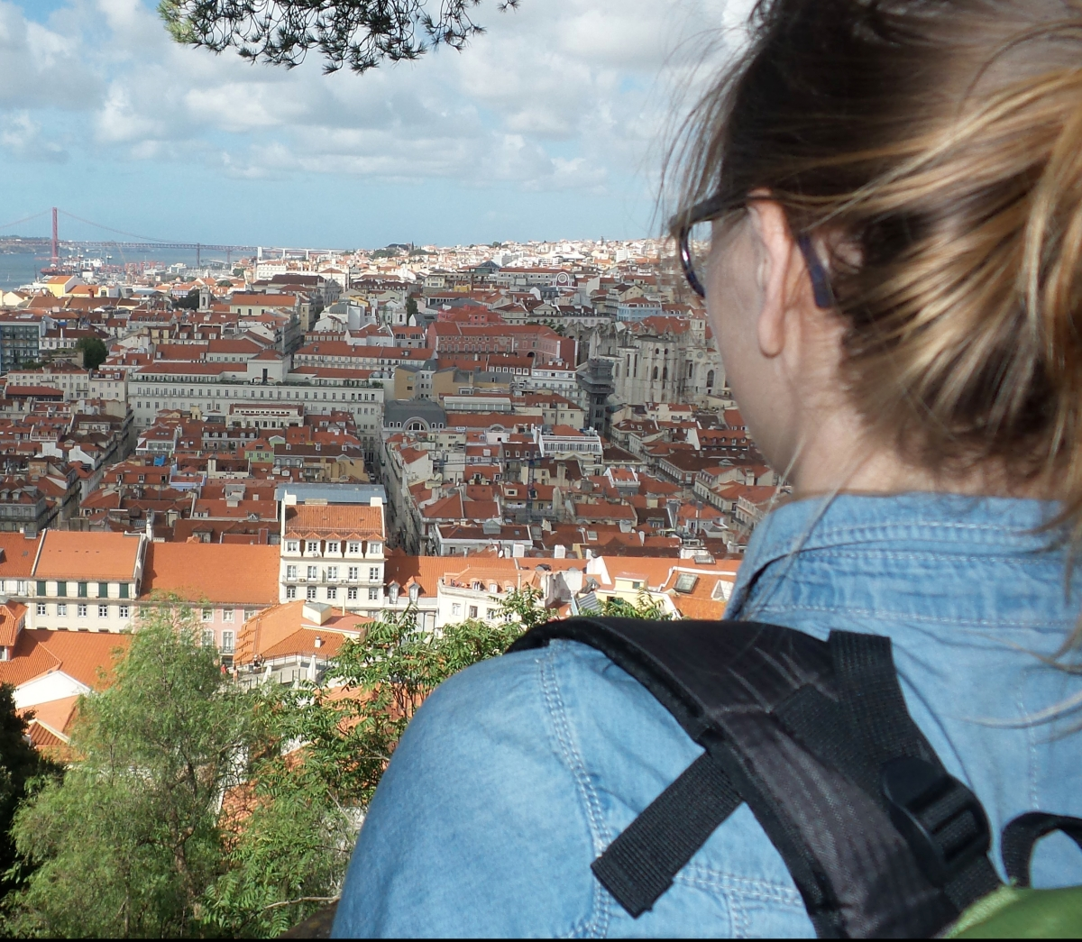 Lissabon Stopover in 8 Stunden (oder 2 Tagen)