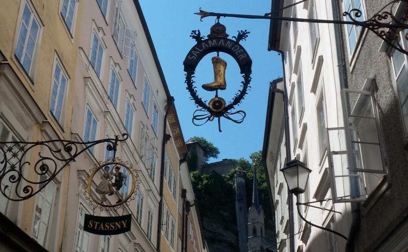 Stadtspaziergang Salzburg – 10 Dinge die du nicht verpassensolltest
