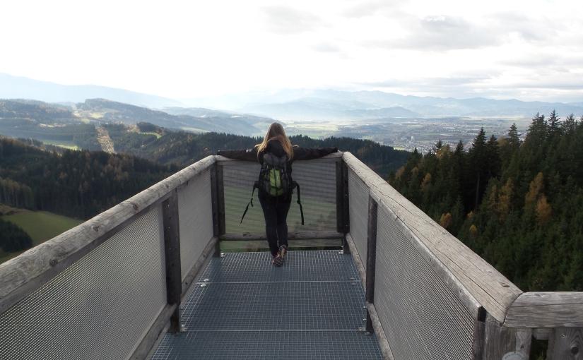 Wipfelwanderweg Rachau, Lebkuchengenuss & AbteiSeckau