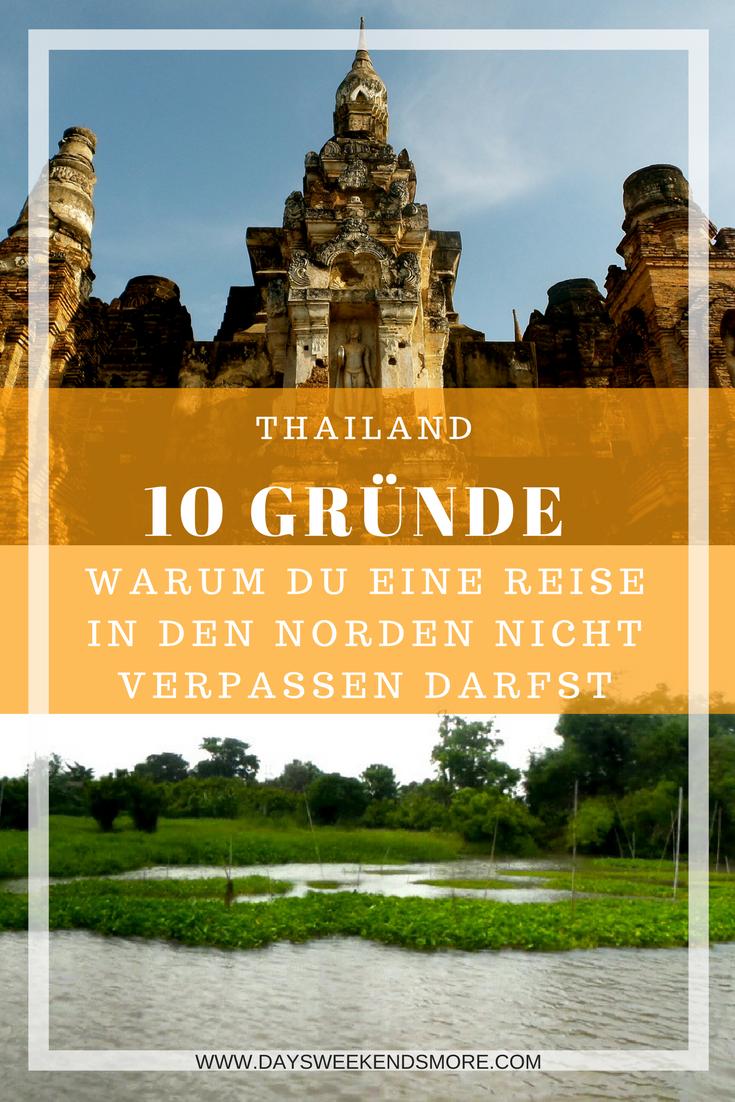 10 Gründe für eine Reise in den Norden Thailands