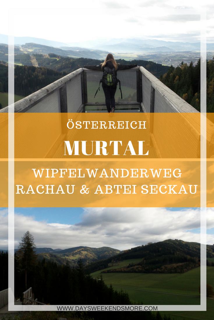 Wipfelwanderweg Rachau