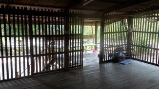 Thailändisches Bauernhaus