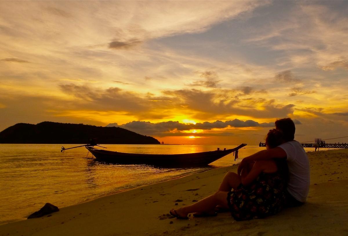 Sommer, Sonne, Koh Phangan - Entspannung pur im Inselparadies