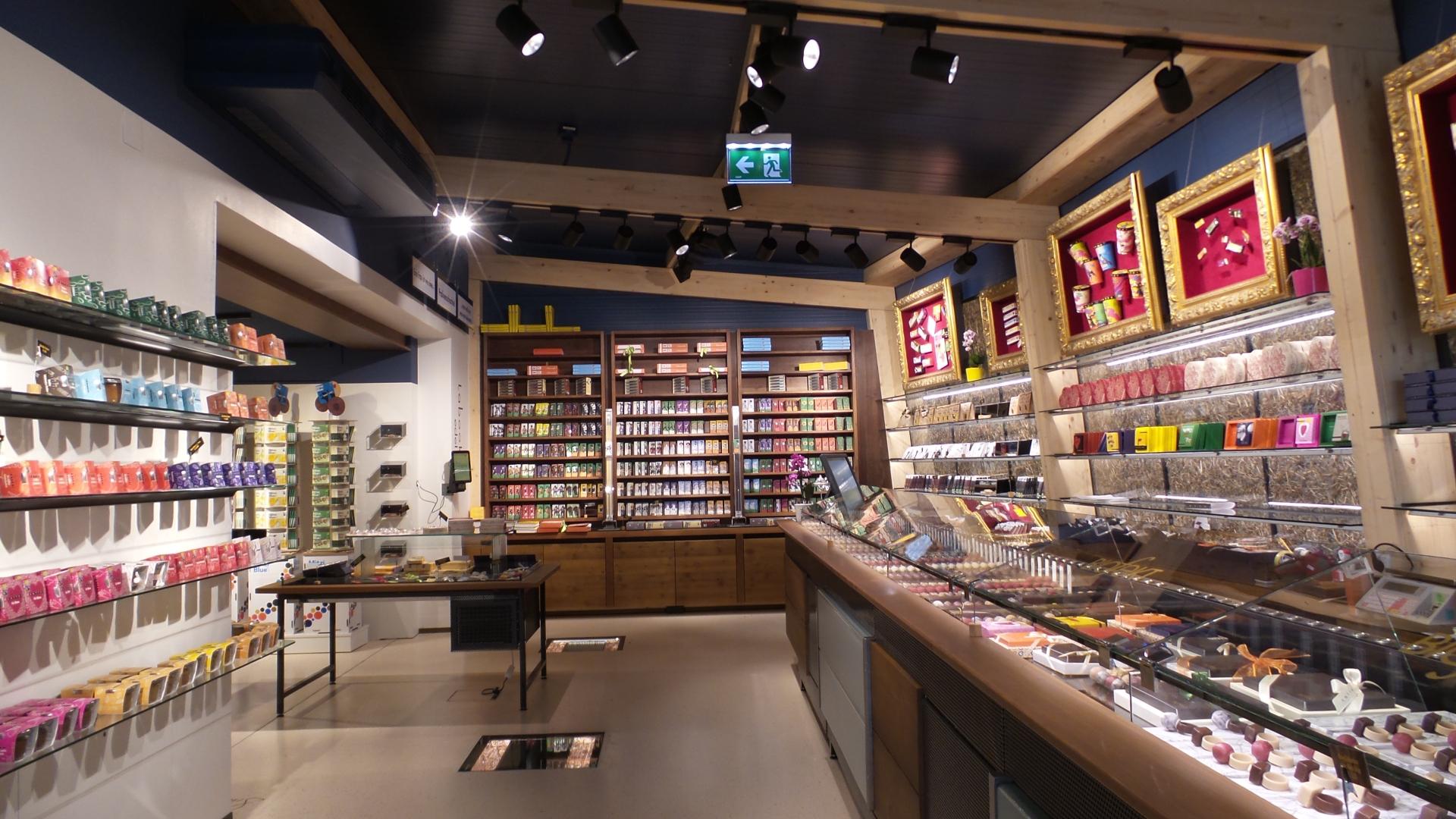 zotter Shop Bergl