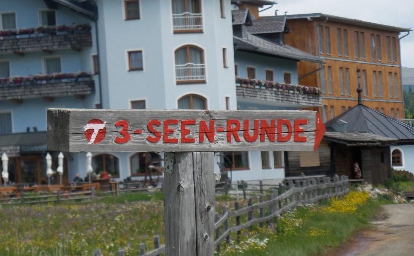 3-Seen-Runde & Nocky Flitzer auf der TurracherHöhe