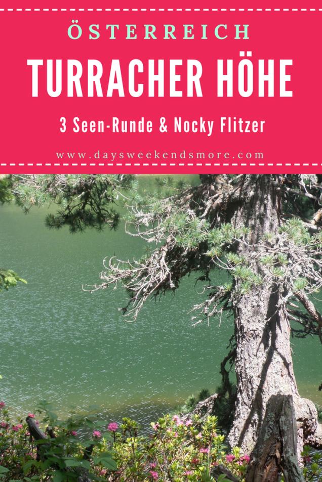 Familienwochenende auf der Turracher Höhe - 3 Seen-Runde & Nocky Flitzer