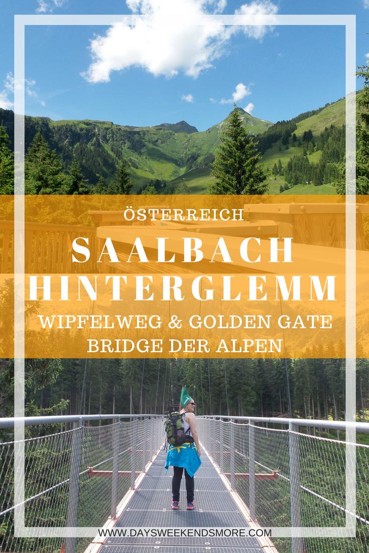 Saalbach Hinterglemm Talschluss