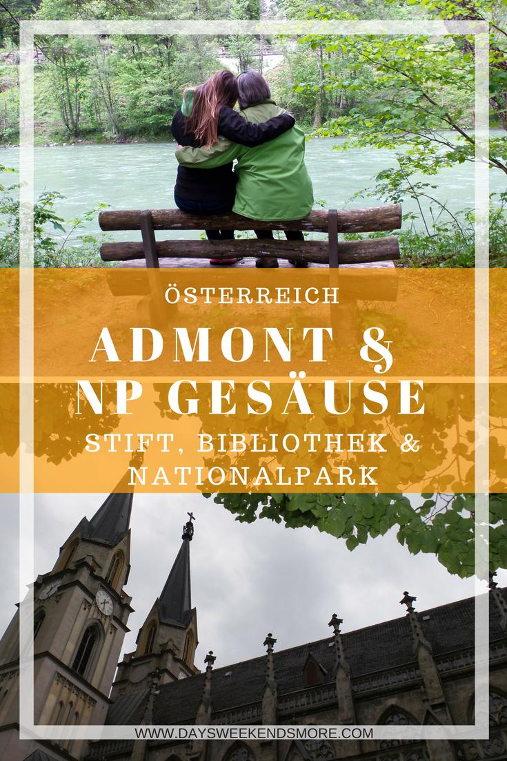 Admont & NP Gesäuse