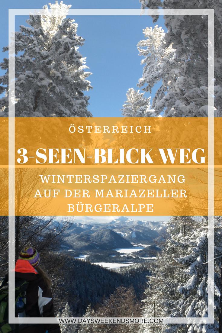 3-Seen-Blick Weg