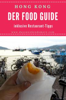 Hong Kong - das solltest du auf deiner Reise unbedingt essen!