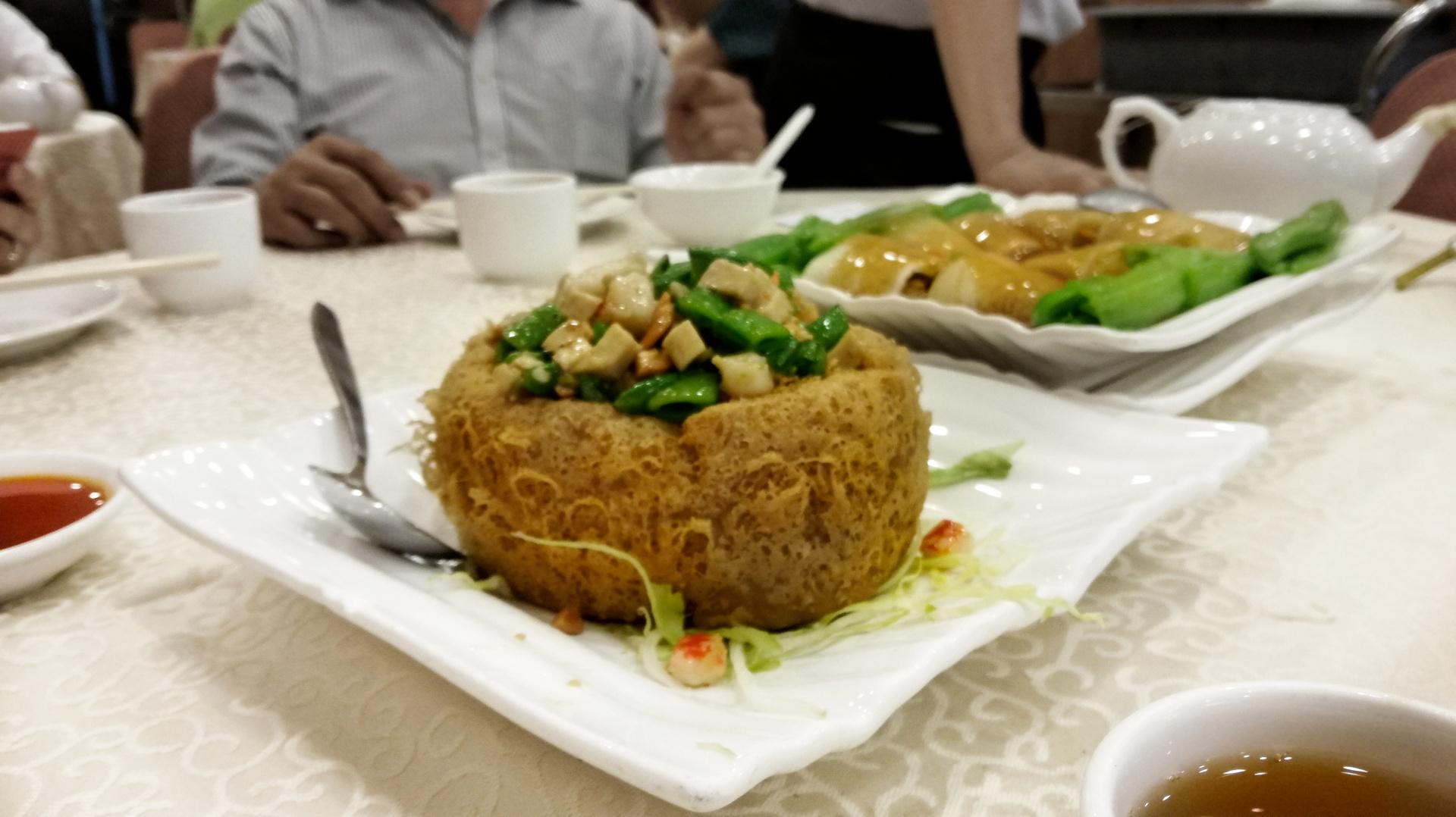 Vegetarisch Hong Kong
