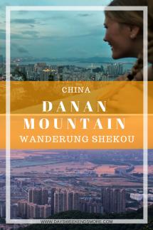 Danan Mountain Shekou