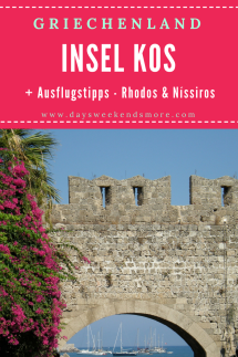 Insel Kos & Ausflüge nach Rhodos und Níssiros