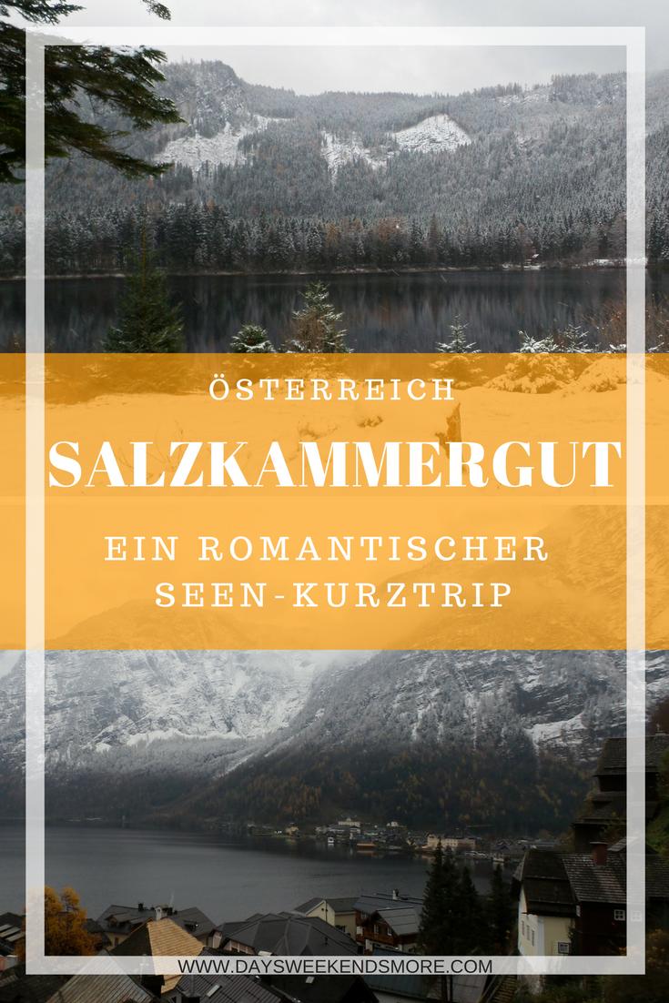 Kurztrip ins steirische Salzkammergut