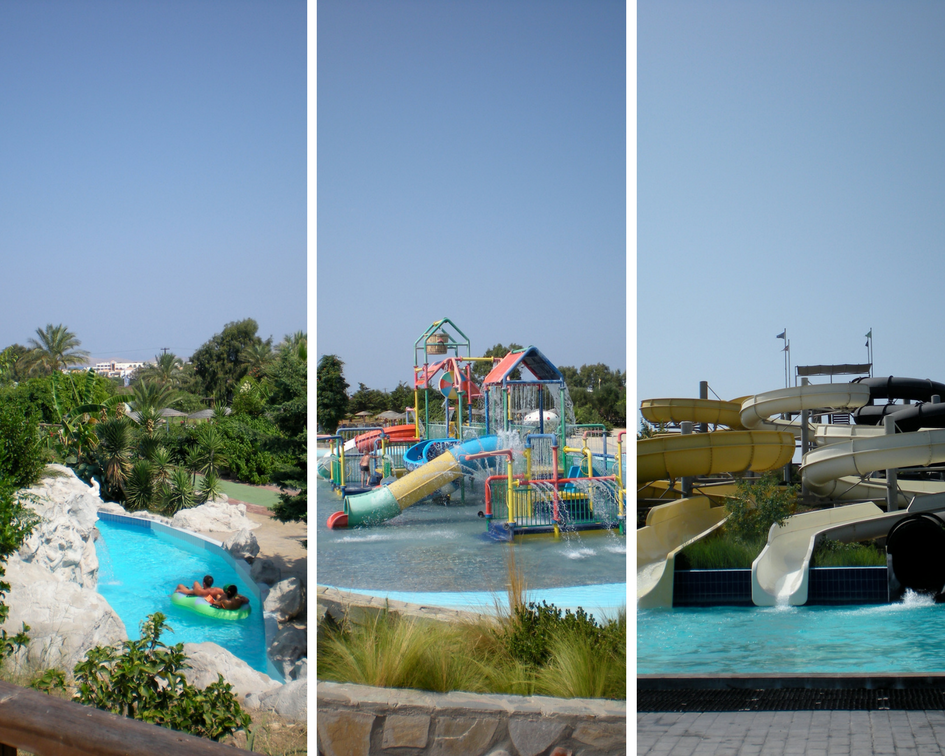 Lido Water Park Kos