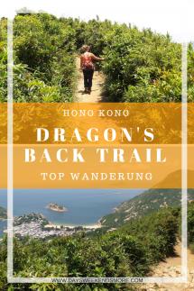 Wanderung Hong Kong - Dragon's Back Trail