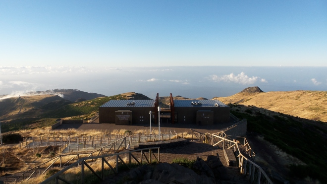 Pico do Arierio Madeira