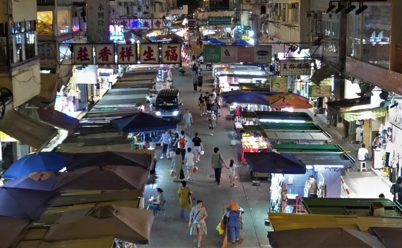 Hongkongs Märkte – shoppen & fotografieren im StadtteilMongkok