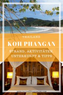 Koh Phangan - Entspannen auf der Insel + Tipps für Aktivitäten