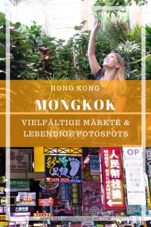 Mongkok Märkte