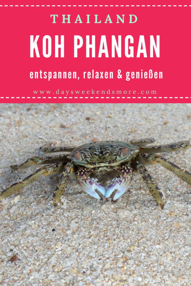 Relaxen auf Koh Phangan - Infos zu Unterkunft, Strand & Aktivitäten (1)