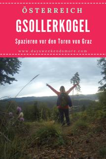 Spazieren im Grazer Bergland - Waldschenke, Wildgehege & Gsollerkogel