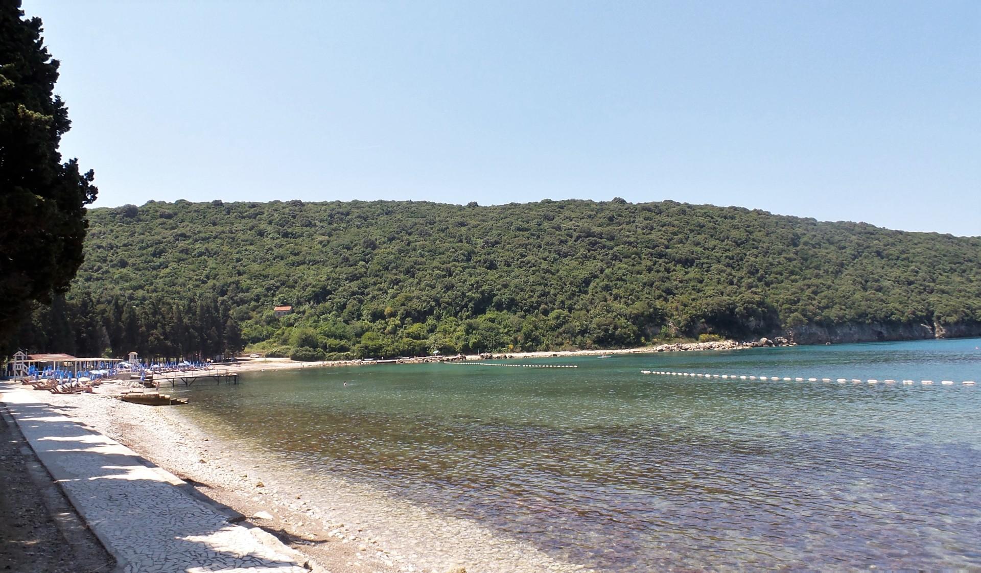 Valdanos Beach Montenegro