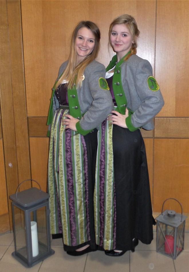 Eva & Helena Weihnachtskonzert 2017