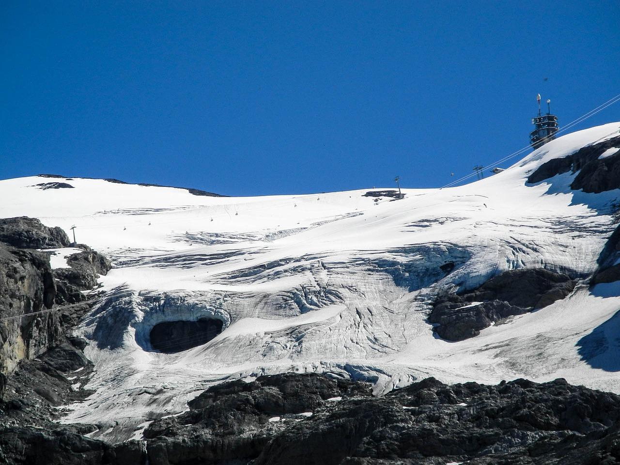 Bergstation am Titlis