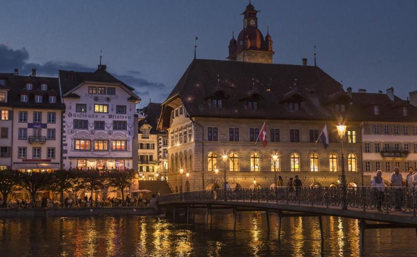Die Zentralschweiz – Mehr als Vierwaldstättersee und Luzern*Gastbeitrag*