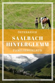 Familienurlaub in Saalbach-Hinterglemm