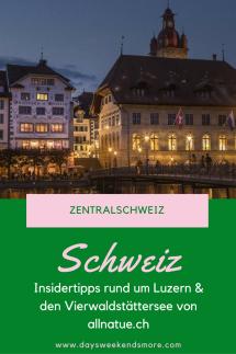 Gastbeitrag von allnature.ch - Die Zentralschweiz_ Tipps für Winter & Sommer
