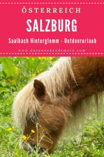 Outdoor-Familielnurlaub in Salzburg - Saalbach Hinterglemm