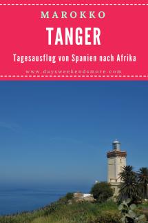 Tagesausflug von Andalusien nach Tanger