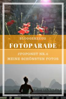 #FopaNet - die 6. Fotoparade von Michael von Erkunde die Welt.