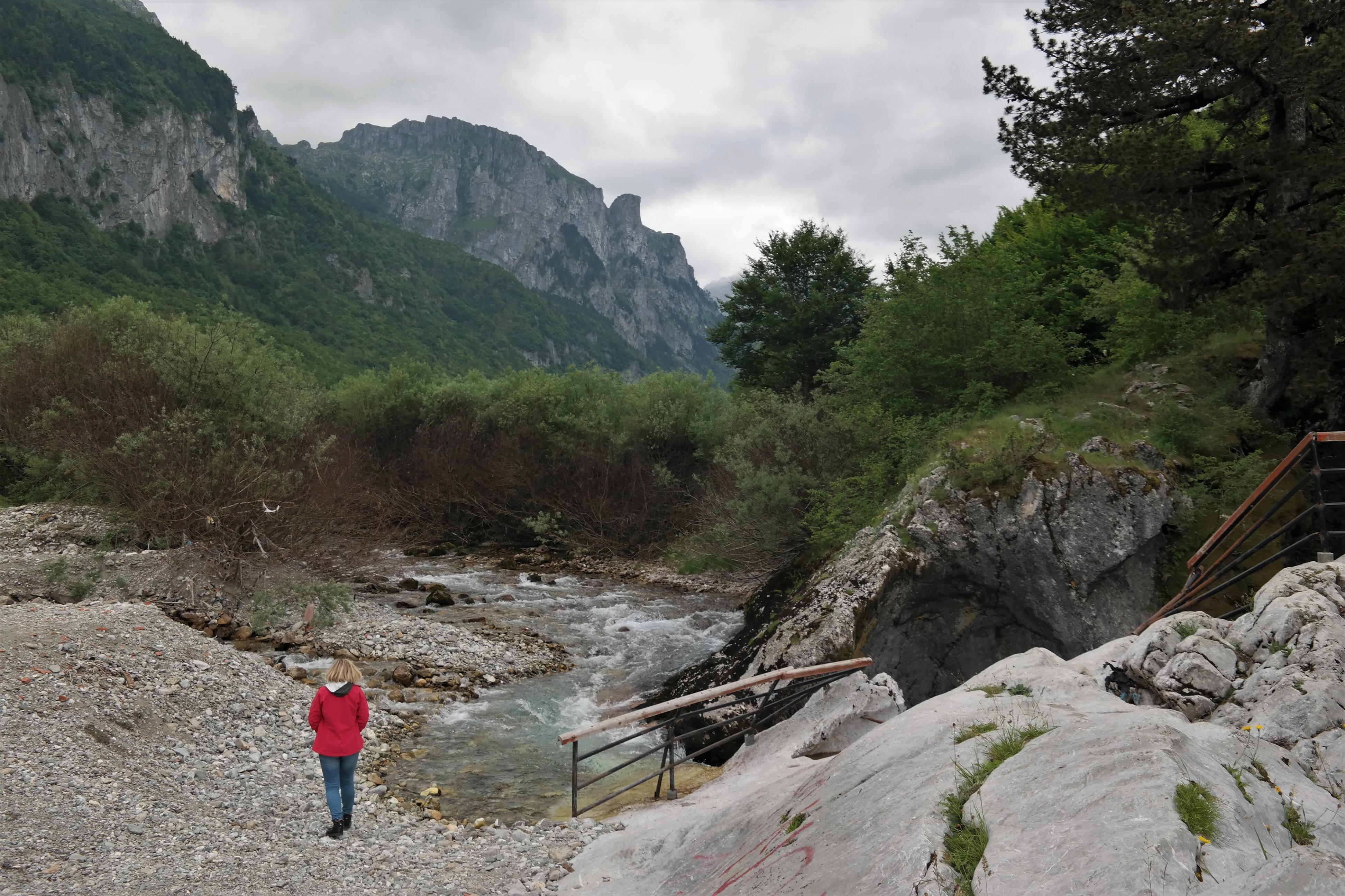 Grlja Wasserfall