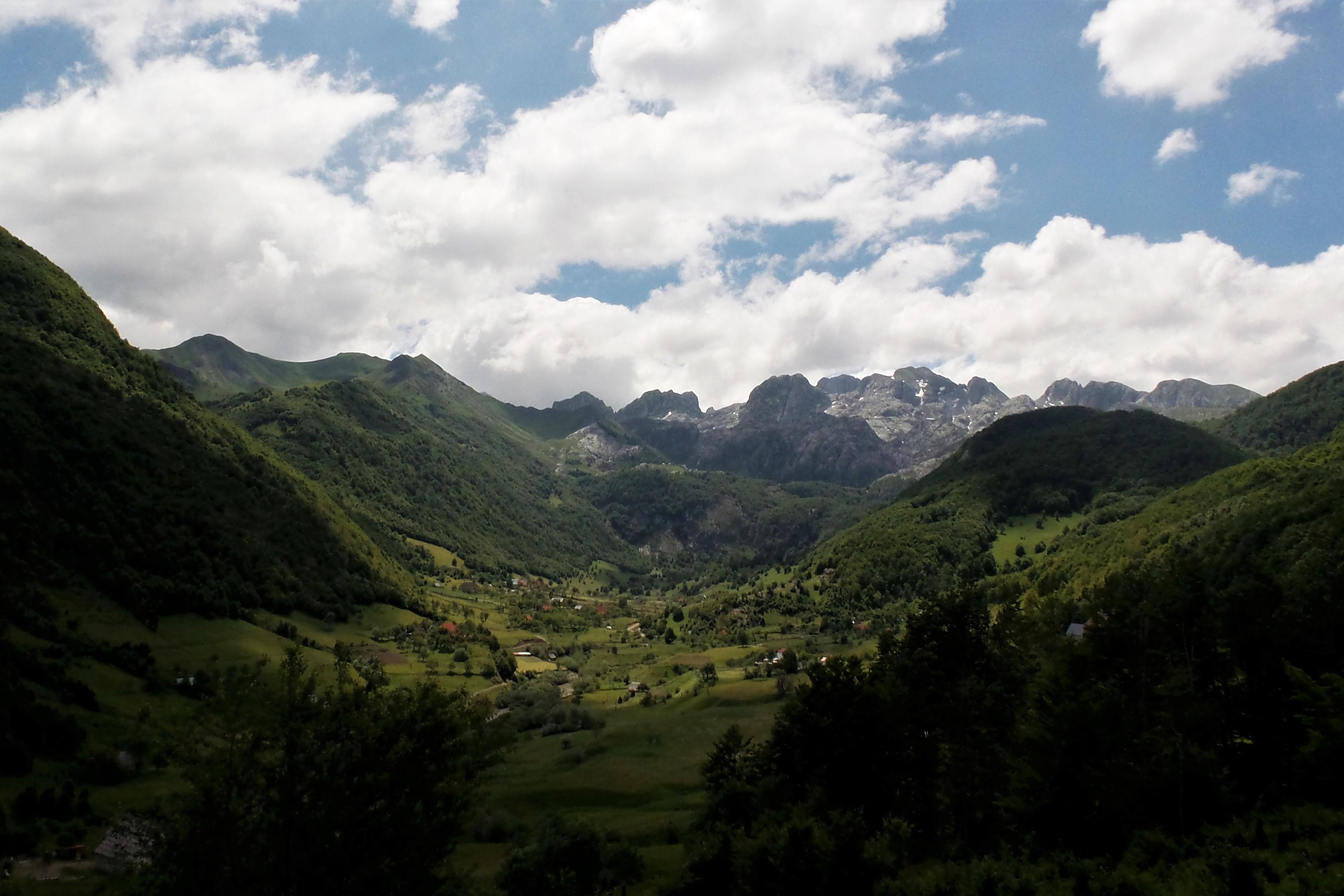 Lepushe Albanien - Kelmend