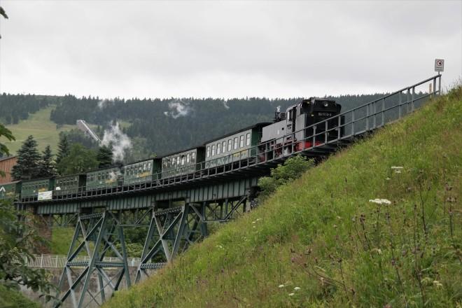 Fichtelbergbahn Oberwiesenthal