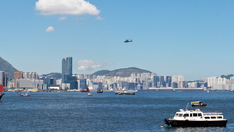 Promenade Hong Kong Island
