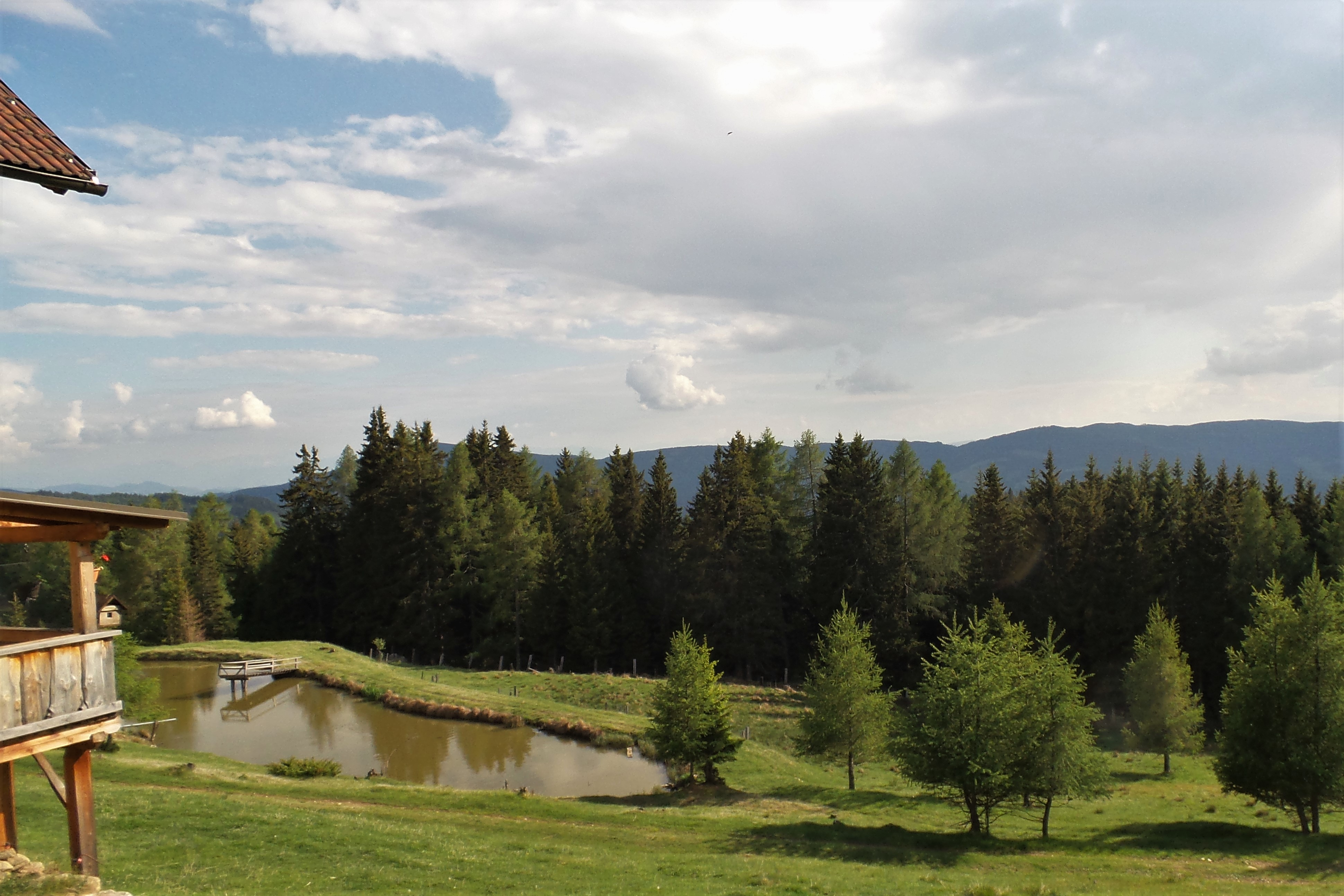 Unterkunft Zirbitzkogel Hütte