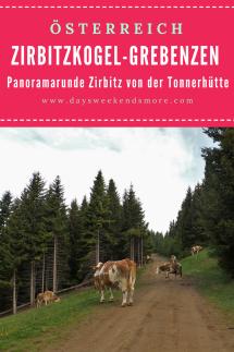 Naturpark Zirbitzkogel-Grebenzen. Die Panoramarunde Zirbitz auf der Südseite des Zirbitzkogels.