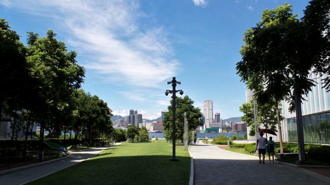 Tamar Park Hongkong
