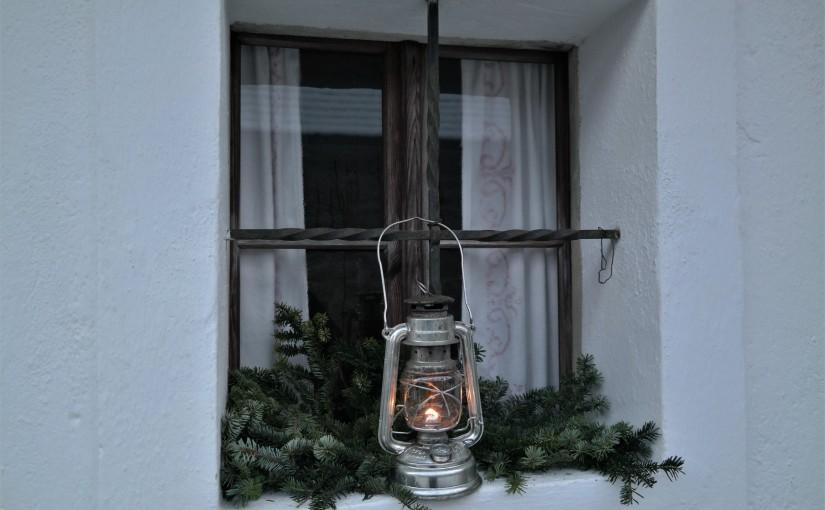 Tannengraß und Lebzeltstern – Advent im Freilichtmuseum Stübing, so wiedamals!