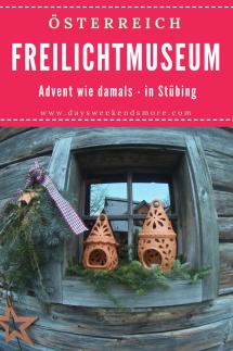Advent im Freilichtmuseum Stübing erleben - Advent wie damals - Tannengraß & Lebzeltstern