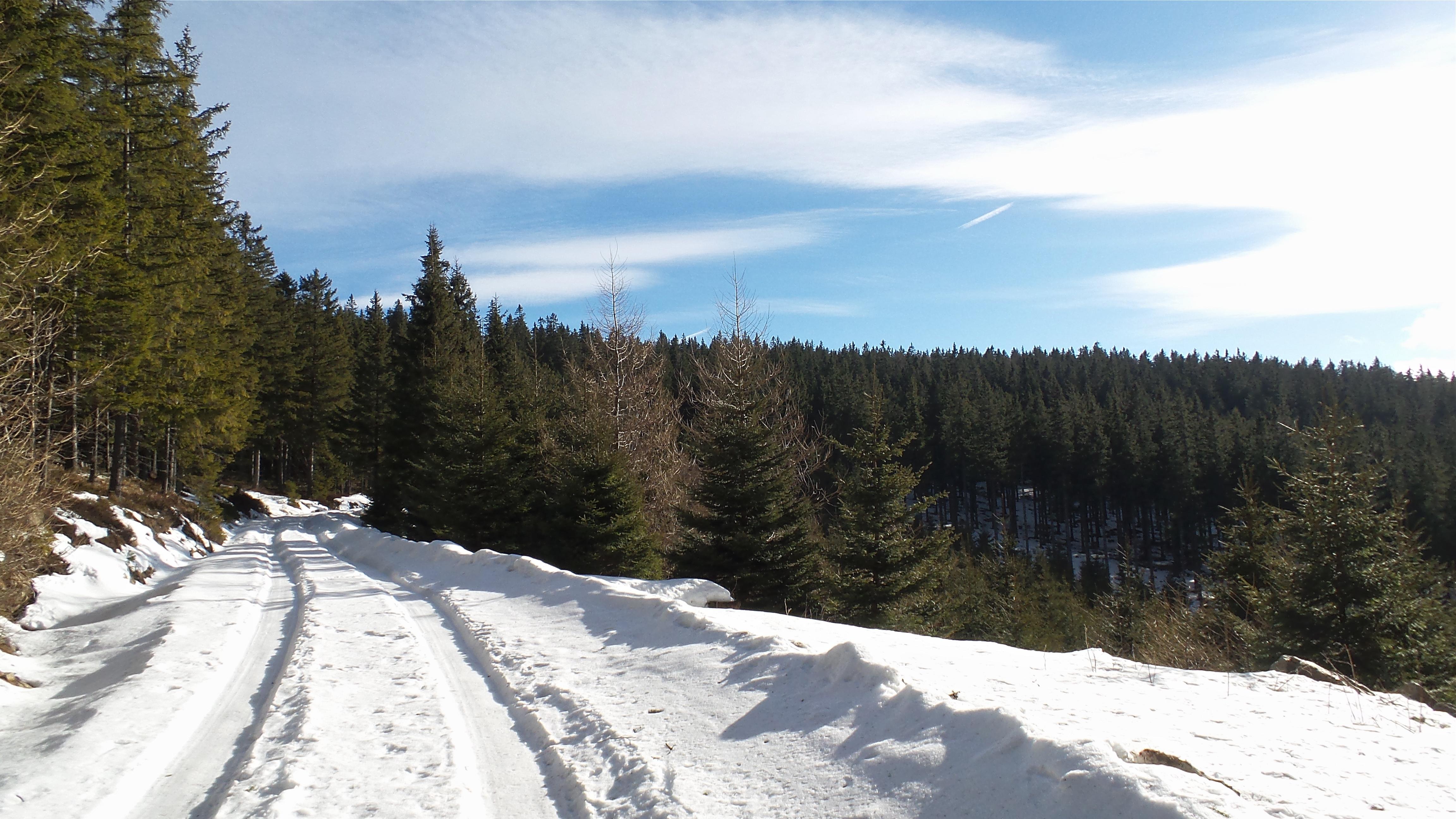 Winterwanderweg Hebalm