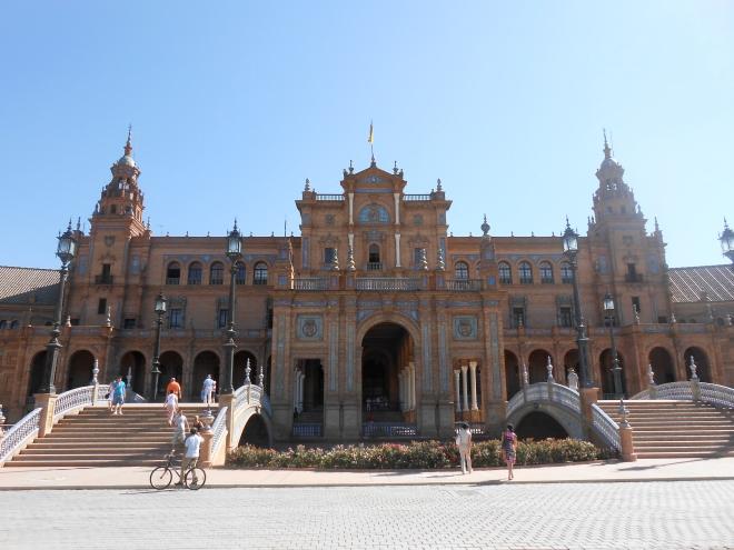 Sevilla Andalusien