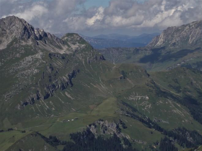 Rüfikopf Bergstation Lech